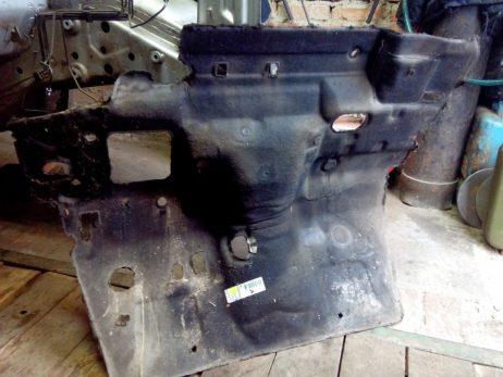 Шумоизоляция моторного отсека A6386820060 INSULATION, DAEMPFUNG