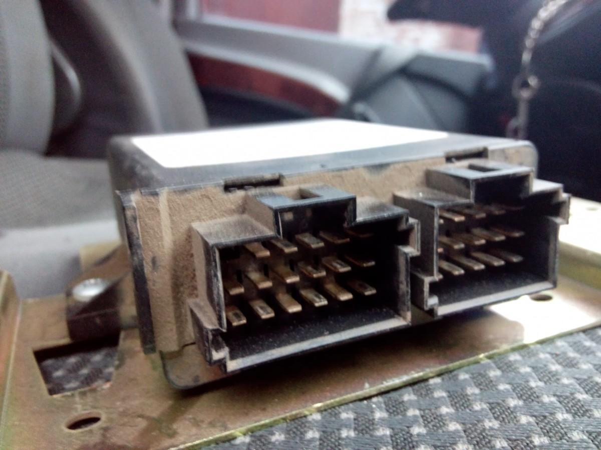 электро схема топливног насоса вито 104 двигатель