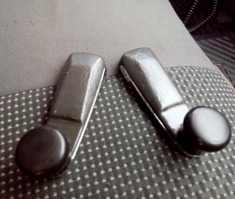 Ручка (рычаг) стеклоподьемника A2017600202