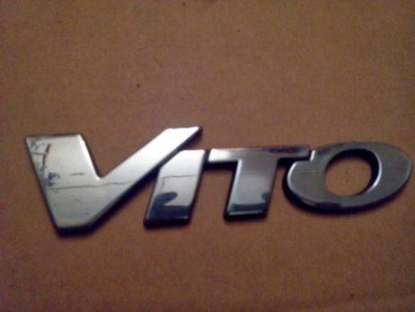 Шильдик Vito A6388170815