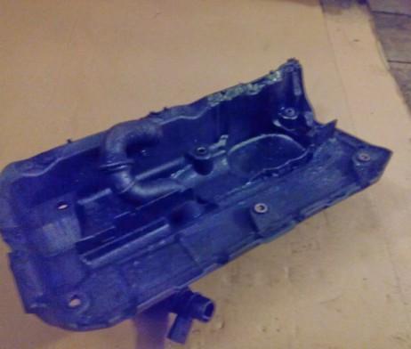 Накладка клапанной крышки 611 110CDI 220CDI A6110101667