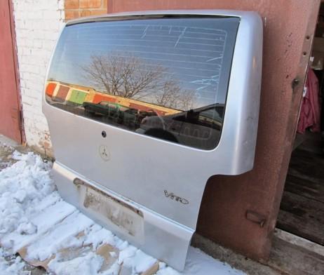 Ляда с проемом окна (со стеклом) A6387401002