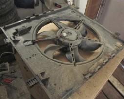 Вентилятор осн радиатора комплект 2.2CDI,2.3D me,2.3TD A6385002093