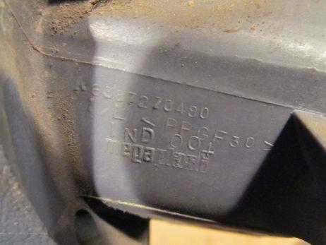 Ручка двери передней правой внутреннея закрывания A6387270580
