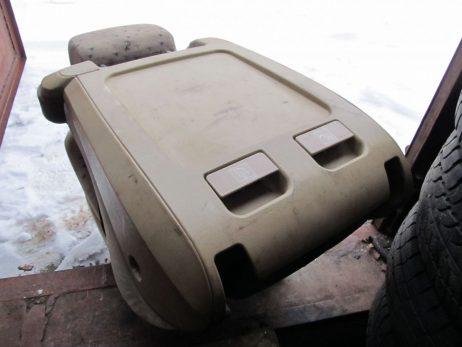 Сидения оригинал Vito Mercedes V class трансформер