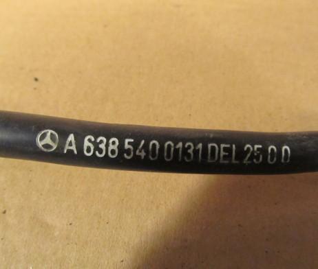 "Провод ""массы"" A6385400131 MINUSLEITUNG, NEG. CABLE"
