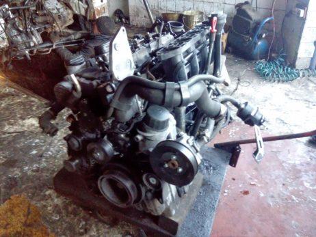 Двигатель Vito 2.2 CDI MERCEDES-BENZ OM 611.980