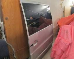 Дверь боковая сдвижная левая/правая стекло A6387300005, A6387300205