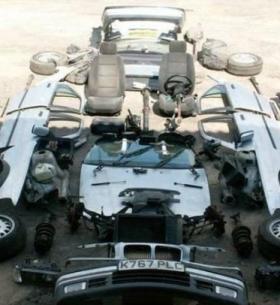 Б/у запчасти Mercedes Vito W638