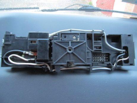 Блок управления печкой с цифровым дисплеем A6384462428