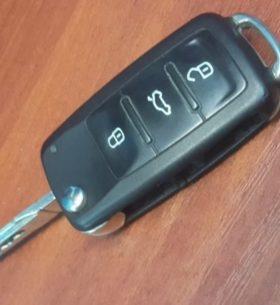 Ключ Фольцваген